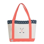 A&L Golf Lovers Tote - Pineapple