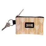 Ame & Lulu Key Pouch (6 Colors)