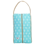 A&L Golf Signature Shoe Bag - Lagoon