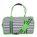 Ame & Lulu Small Signature Duffel - Piper