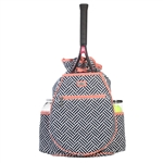 Ame & Lulu Tennis Backpack Nantasket