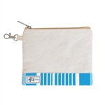 A&L Golf Tee Pouch - Ticking Stripe