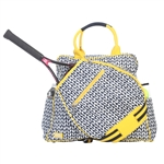 Ame & Lulu Tennis Tour Bag - Vine