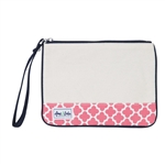 A&L Forget Me Not Wristlet - Clover