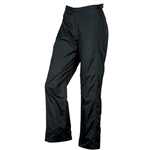 AUR Ladies Stormpack Waterproof Golf Rain Pant - Black