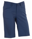 AUR Ladies Solid Stretch Golf Short Nightfall