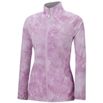 Adidas Advance Cold Dye Wind Jacket- Light Orchid