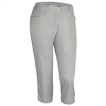 Adidas Essentials Lightweight Capri Solid Grey