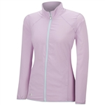 Adidas Essentials Full Zip Wind Jacket- Light Orchid