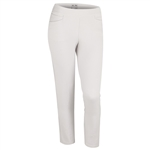Adidas Essentials Puremotion Cropped Golf Pant - Pearl Grey