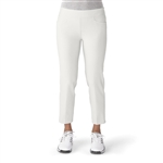 Adidas Essentials Puremotion Cropped Golf Pant - White