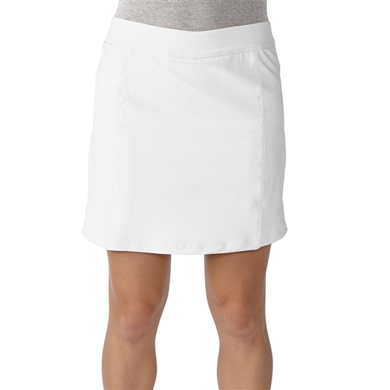 Adidas Essentials Puremotion Golf Skort - White
