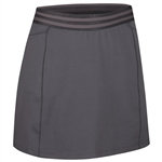 Adidas Essentials Rangewear Golf Skort Dark Grey