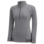 Adidas Advance Rangewear ½  Zip Pullover - Heather Grey