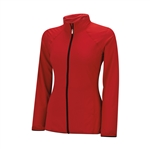 Adidas Essentials Full Zip Wind Jacket - Power Red