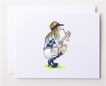 Bloom Designs Ladies Golf Note Cards - Sip 'n' Swing | Golf4Her