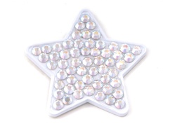 Bonjoc Star Ball Marker and Hat Clip Twinkle