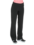 Chase54 Ladies Carson Perforated Pull-On Pant