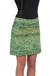 Chase54 Ladies Timor Printed Pull-On Skort