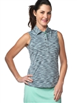 Chase54 Ladies Canterbury Sleeveless Golf Polo