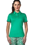Chase54 Ladies Nonette Short Sleeve Polo