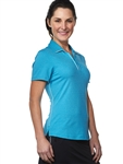 Chase54 Ladies Metaxa Short Sleeve Polo