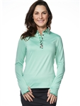 Chase54 Ladies Northland Long Sleeve Polo