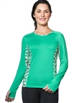 Chase54 Ladies Wellington Long Sleeve Top