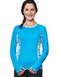 Chase54 Ladies Thira Long Sleeve Top