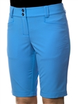 Chase54 Ladies Jolie Bermuda Golf Short Algiers