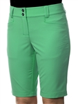 Chase54 Ladies Jolie Bermuda Golf Short Shamrock