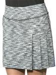 Chase54 Ladies Elba Pleated Skort