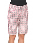 Chase54 Naya Golf Short - Super Pink