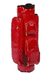 Cutler Golf Bag - Diana Red Velvet