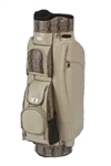 Cutler Sports Sofia Linen Python Cart Golf Bag
