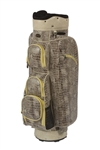 Cutler Sports Sofia Desert Sun Cart Golf Bag