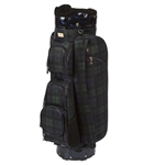 Cutler Sports Kate Blackwatch Blue Cart Golf Bag