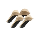Cutler Golf Manolo Beige Club Covers