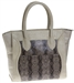 Cutler Sports Sofia Linen Python Vogue Carryall