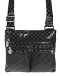 Cutler Sports Caroline Checkmate Messenger Bag