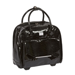 Cutler Sports Lizz Black Lizard Lux Tote