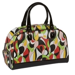 Cutler Sports Victoria Harlequin Weekend Bag