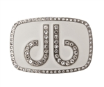 Druh Belt and Buckle - Diamonte Buckle