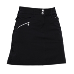 Daily Sports Miracle Golf Skort - Black