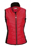 Daily Sports Alissa Quilted Vest - Sweet