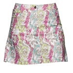 Daily Sports Theresa Brocade Golf Skort
