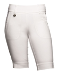 Daily Sports Magic Golf Short - White