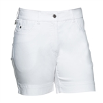 Daily Sports Swing Golf Short - White