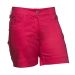 Daily Sports Swing Golf Short - Campari Red