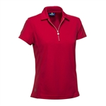 Daily Sports Macy Long Sleeve Polo Campari